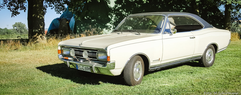 Opel Commodore A Coupe